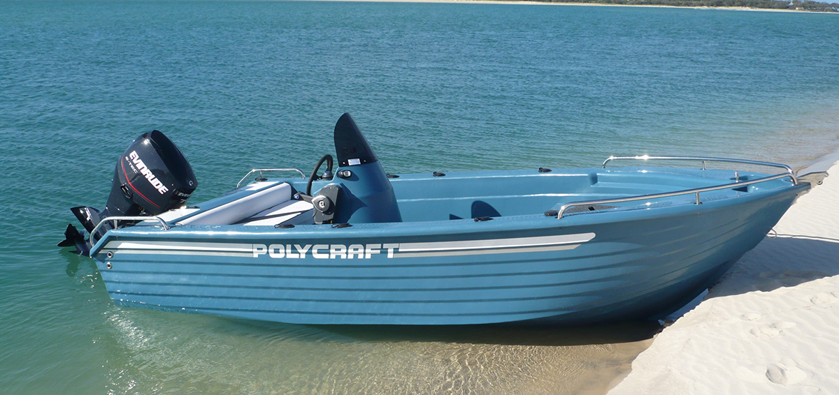 Nowra Powerboats | 4 80 BrumbyNowra Powerboats